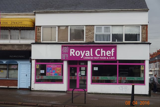 Thumbnail Restaurant/cafe to let in Narborough Rd, Narborough Rd, Leicester