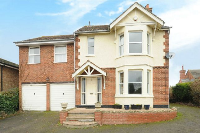 Thumbnail Detached house for sale in High Street, Oakley, Bedford