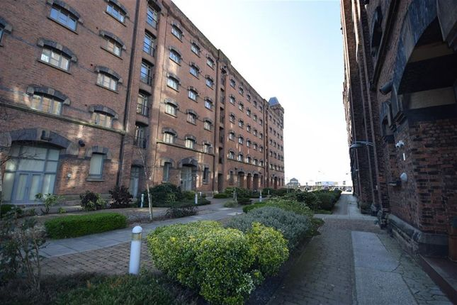 Thumbnail Flat to rent in East Float Quay, Birkenhead, Wirral