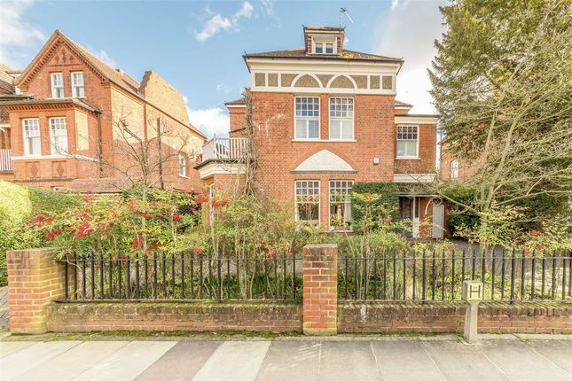 Thumbnail Detached house for sale in Strawberry Hill Road, Twickenham
