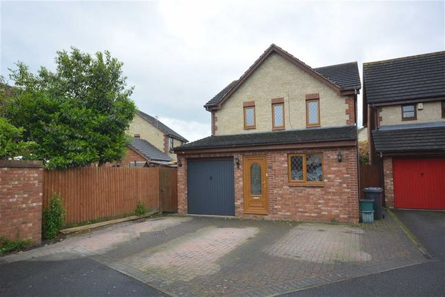 Thumbnail Detached house for sale in Goshawk Road, Quedgeley, Gloucester