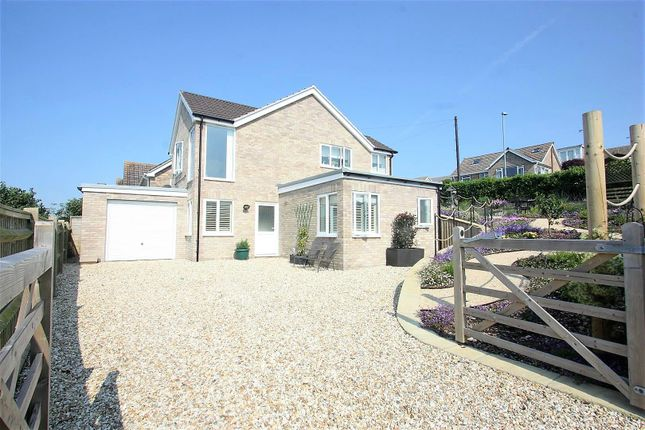Thumbnail Detached house for sale in Moordown Avenue, Weymouth