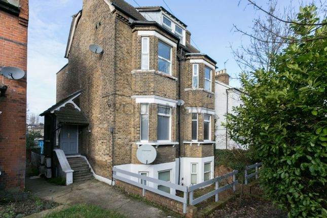 Thumbnail Flat for sale in Kingswood Road, Leytonstone, London
