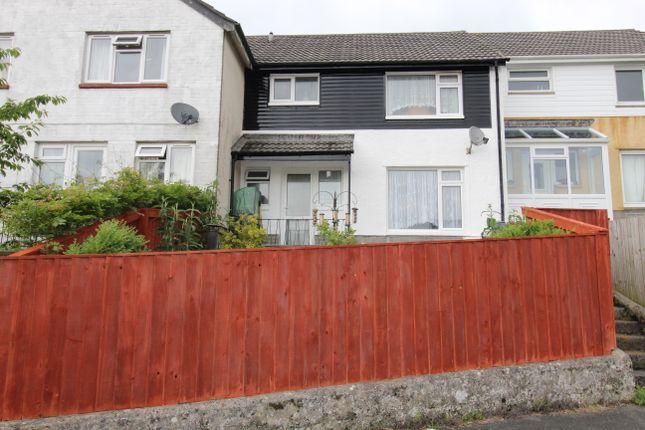 Terraced house for sale in St. Leonards Road, Lanstephan, Launceston