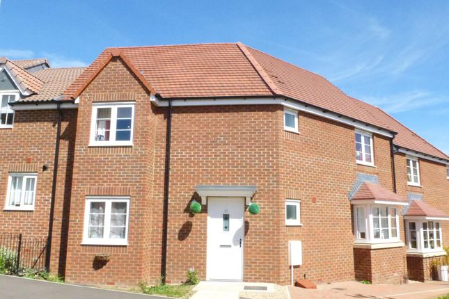 Thumbnail Terraced house to rent in Hood Road, Yeovil