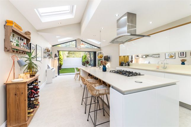 Thumbnail Terraced house to rent in Meon Road, London