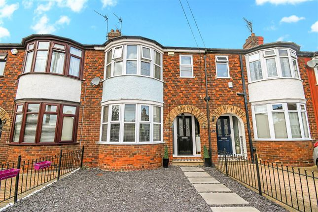 3 bed terraced house for sale in Highfield, Sutton-On-Hull, Hull HU7