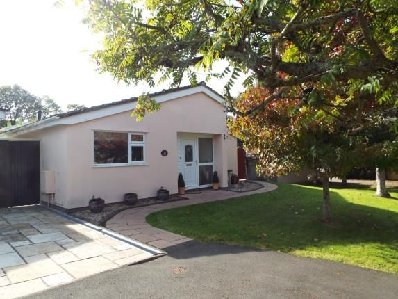 Thumbnail Bungalow for sale in Marldon, Paignton, Devon