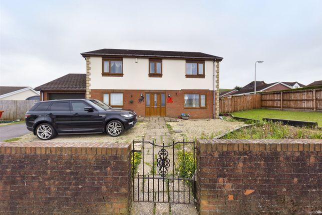 Thumbnail Detached house for sale in Kidwelly Grove, Merthyr Tydfil
