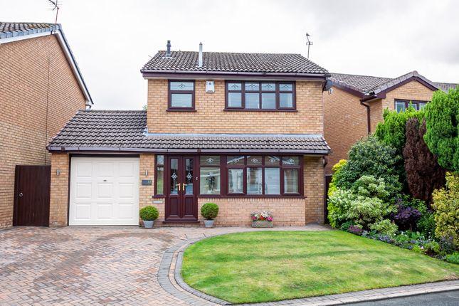 Thumbnail Detached house for sale in 11 Oakwood, Chadderton