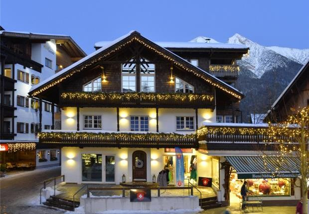 Thumbnail Apartment for sale in Chalet Gabriel, Seefeld, Austria