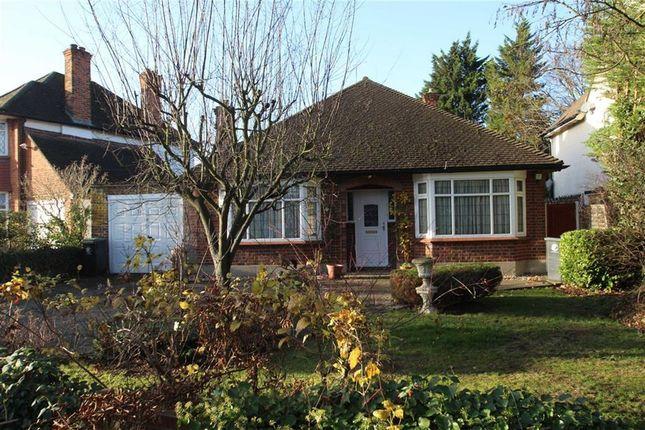 Thumbnail Detached bungalow for sale in Knighton Lane, Buckhurst Hill, Essex