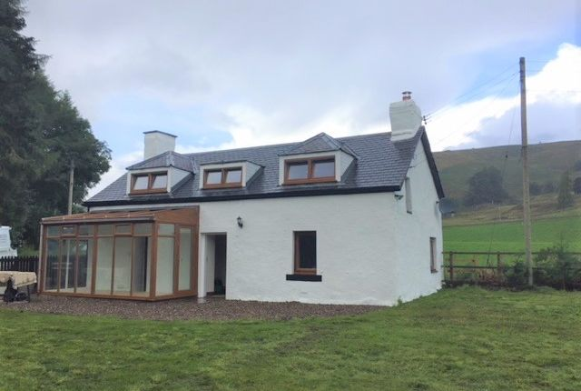 Thumbnail Cottage to rent in Cally Estate, Bridge Of Cally, Blairgowrie