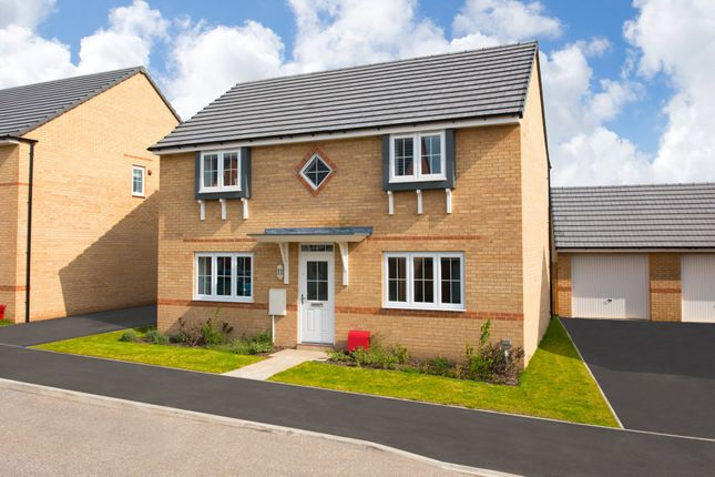 "Thumbnail Detached house for sale in ""Thornbury"" at Bruntcliffe Road, Morley, Leeds"
