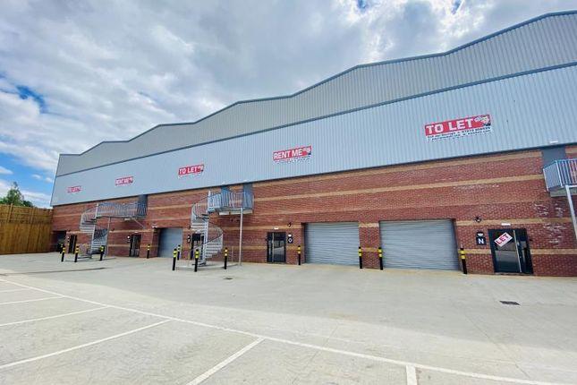 Thumbnail Industrial to let in Unit R, LG Waldon House, Belmont Business Park, Durham
