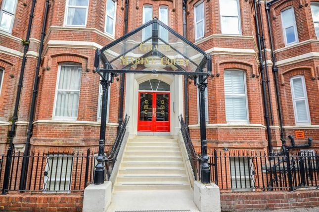 Thumbnail Flat for sale in Durley Gardens, West Cliff, Bournemouth