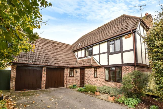 Thumbnail Detached house for sale in Reynolds Green, College Town, Sandhurst, Berkshire