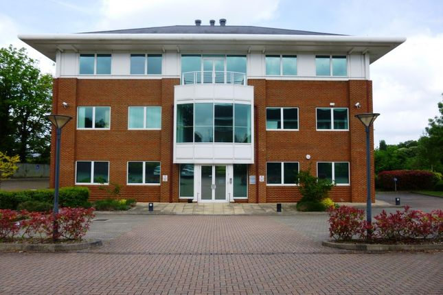 Thumbnail Office for sale in Bridgewater House, Viables Business Park, Basingstoke, Hants