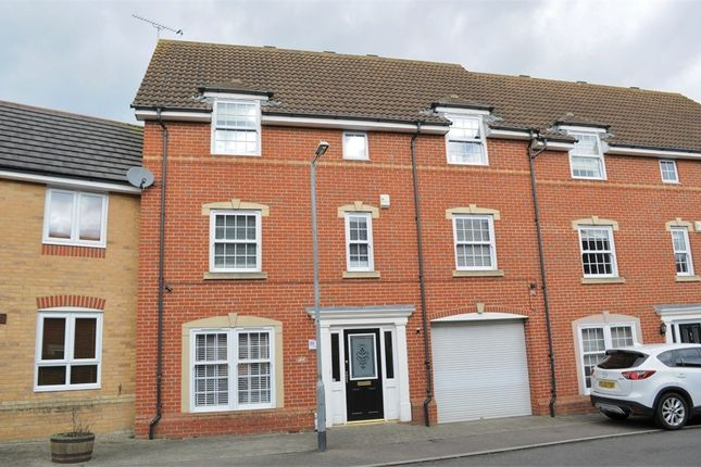 Thumbnail Town house for sale in Goodwin Close, Chelmsford, Essex