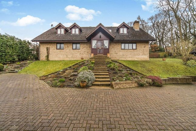 Thumbnail Detached house for sale in Peile Park, Shotley Bridge, Consett
