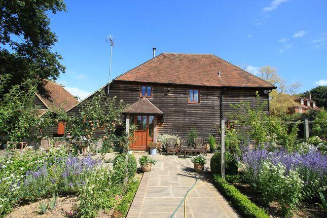 Thumbnail Detached house to rent in Cranbrook Road, Fosten Green, Biddenden, Kent