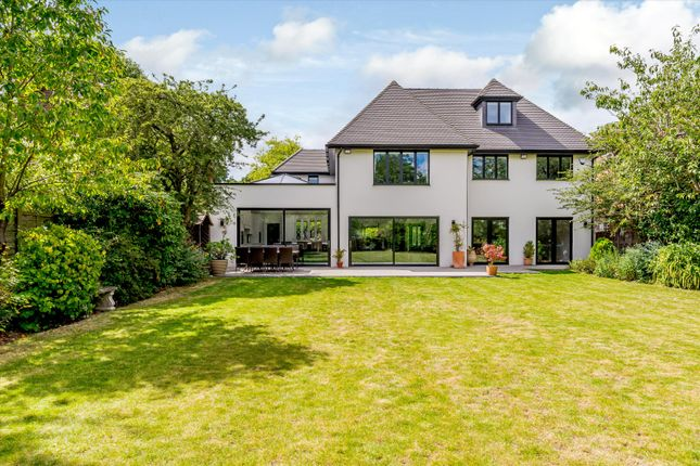 Thumbnail Detached house for sale in Ashley Park Avenue, Walton-On-Thames, Surrey
