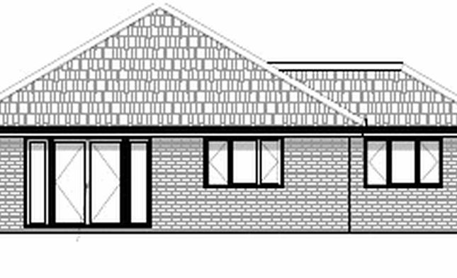Thumbnail Detached bungalow for sale in Beaconsfield Road, Kessingland, Lowestoft