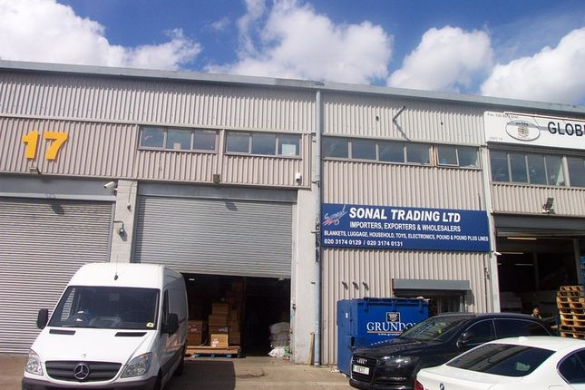 Thumbnail Industrial for sale in Johnson Street, Southall