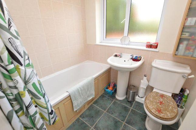 Bathroom of Iolanthe Drive, Beacon Heath, Exeter, Devon EX4