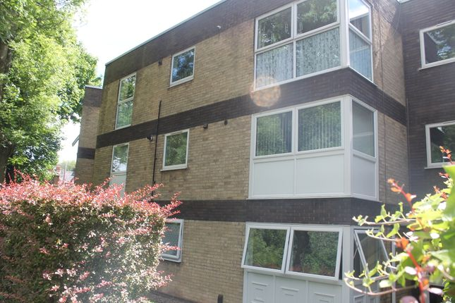 Thumbnail Flat for sale in Thurlby Court, Tettenhall, Wolverhampton