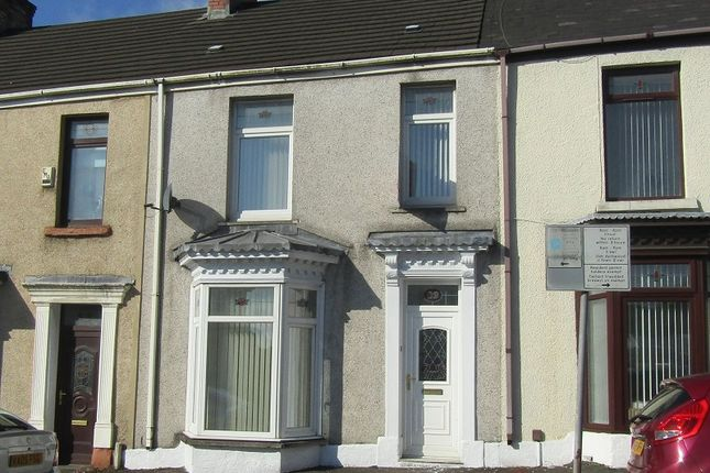 Thumbnail Terraced house to rent in Martin Street, Morriston, Swansea.
