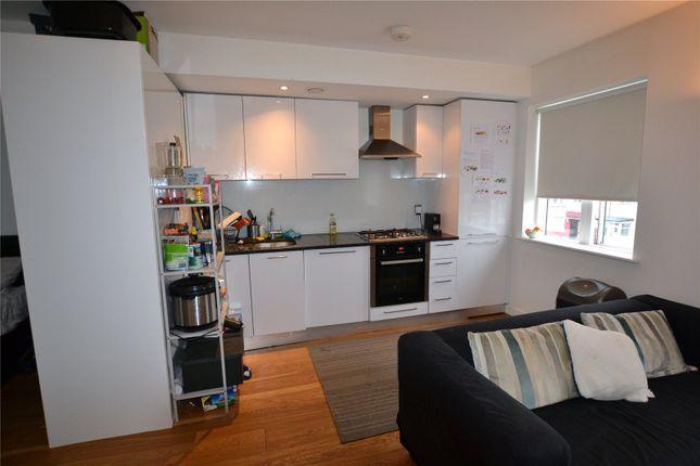 Thumbnail Studio to rent in Roma Court, 1A Stuart Avenue, London