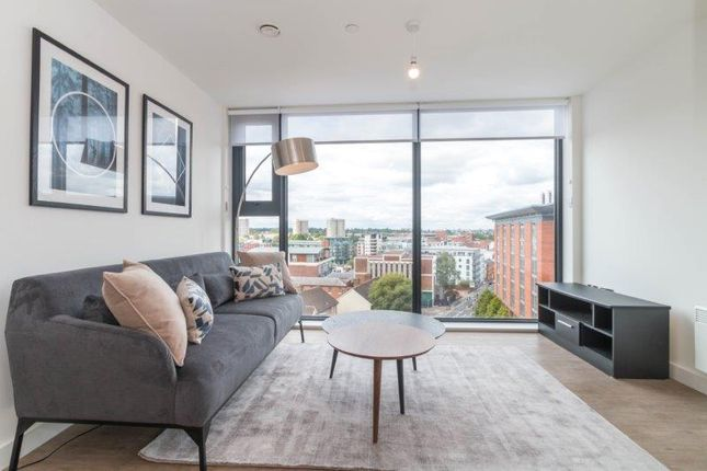 Thumbnail Flat to rent in The Bank, 60 Sheepcote Street, Birmingham, West Midlands