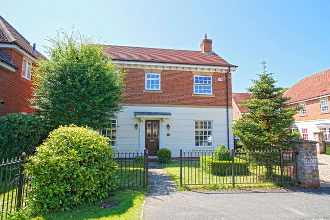 Thumbnail Detached house for sale in Royal Chase, Dringhouses, York