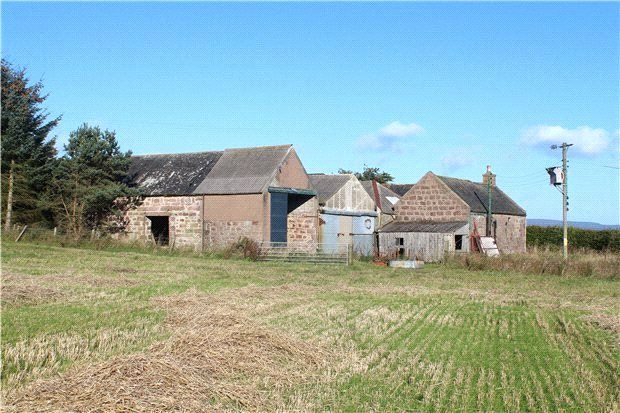 Thumbnail Land for sale in Spyhill Steading, Durris, Banchory, Aberdeenshire