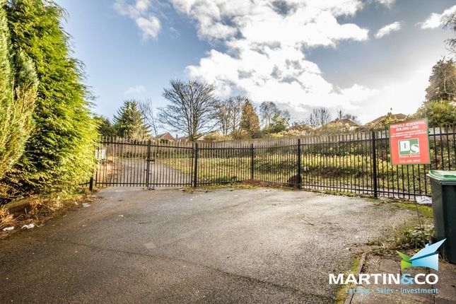Thumbnail Land for sale in Land At Cornwall Avenue, Oldbury