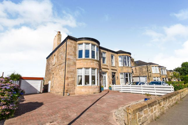 Thumbnail Semi-detached house for sale in Hawkhead Road, Paisley