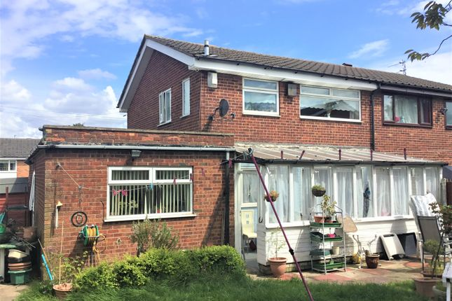 Thumbnail Semi-detached house for sale in Barnhurst Close, Childwall, Liverpool