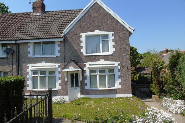 Thumbnail Property to rent in Brynheulog Street, Pen-Y-Bryn, Hengoed