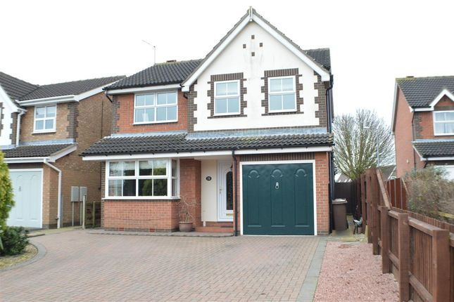 4 bed detached house for sale in Winchester Way, Sleaford