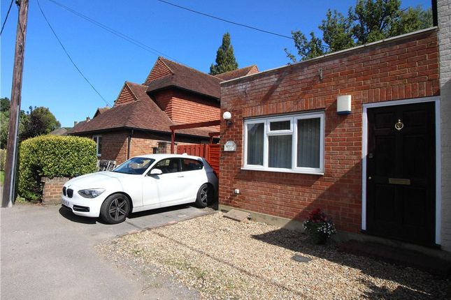 Thumbnail Semi-detached house for sale in The Street, Eversley, Hook, Hampshire