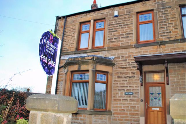 Thumbnail Semi-detached house for sale in Claremont Terrace, Bill Quay, Gateshead