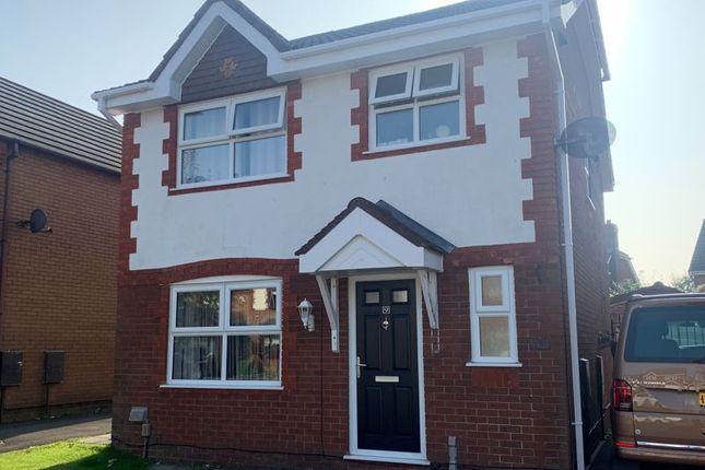 3 bed detached house to rent in Kilsby Close, Walton-Le-Dale, Preston PR5
