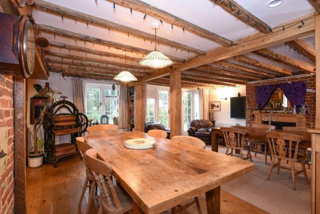 Dining Room of Brightling, Robertsbridge, East Sussex TN32