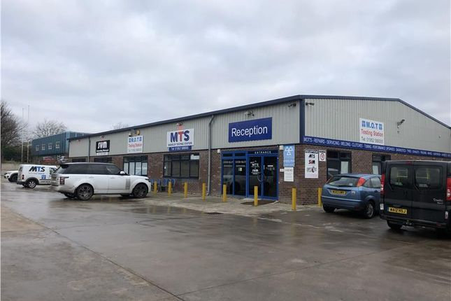 Thumbnail Industrial to let in Site A Halesfield 8, Telford, Shropshire