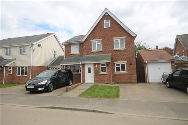 Thumbnail Property for sale in Springfield Meadows, Little Clacton, Clacton-On-Sea