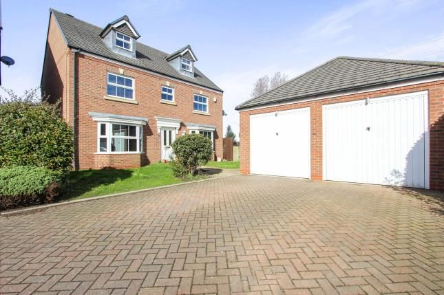 Thumbnail Detached house for sale in Woodlands View, Lytham St. Annes, Lancashire, England