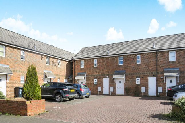 Thumbnail End terrace house for sale in Warmonds Hill, Higham Ferrers, Rushden