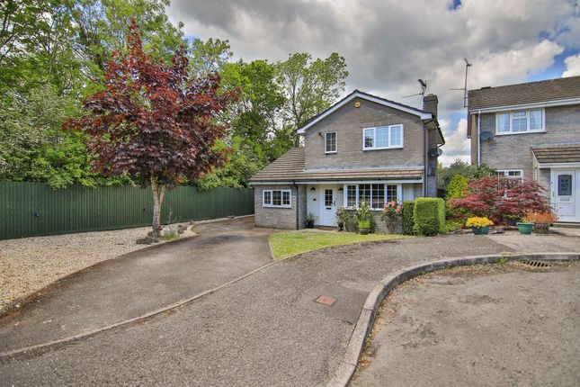 Thumbnail Detached house for sale in Piercefield Avenue, Chepstow