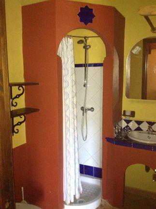 Bathroom of Gaucin, Malaga, Alameda, Málaga, Andalusia, Spain